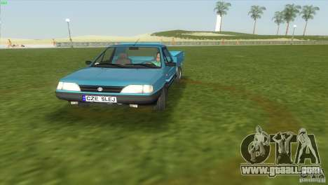 FSO Polonez Truck for GTA Vice City right view