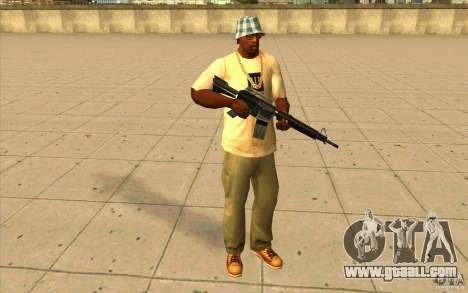 U.S.A.F. Cargo for GTA San Andreas fifth screenshot