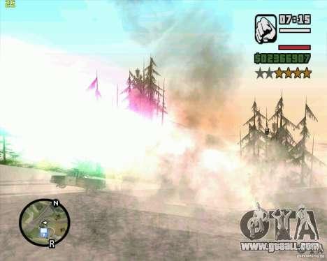 Masterspark for GTA San Andreas sixth screenshot
