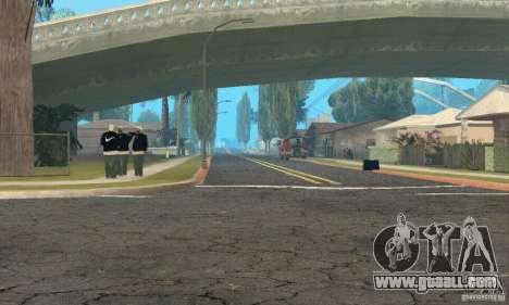 Grove Street for GTA San Andreas
