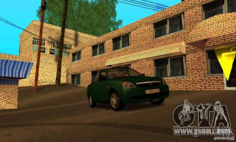 Russian House texture for GTA San Andreas second screenshot