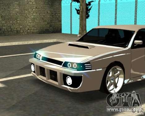 Azik Sultan for GTA San Andreas