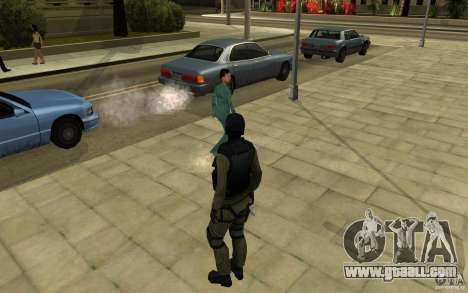 CJ-special forces for GTA San Andreas forth screenshot