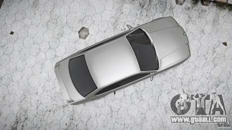 BMW E36 328i v2.0 for GTA 4 upper view