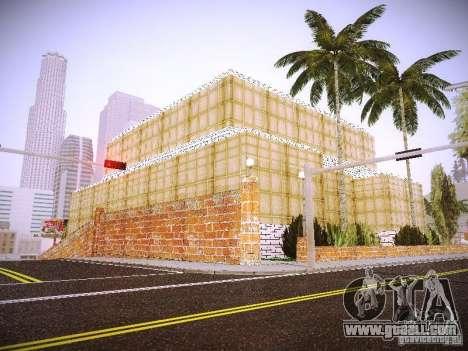 The new hospital of Los Santos for GTA San Andreas eighth screenshot