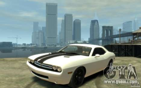 Dodge Challenger Concept for GTA 4