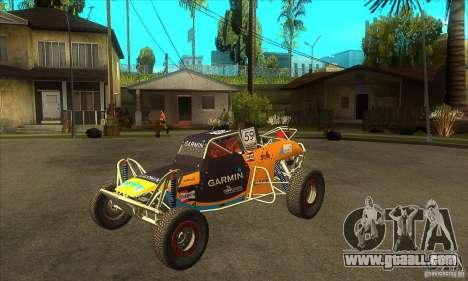 Dirt 3 Stadium Buggy for GTA San Andreas
