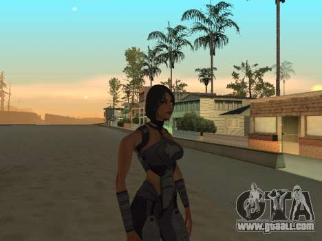 Archlight Deadpool The Game for GTA San Andreas second screenshot