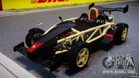 Ariel Atom 3 V8 2012 for GTA 4