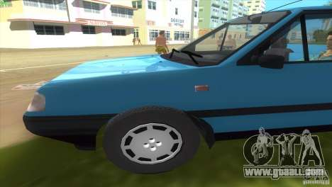 FSO Polonez Truck for GTA Vice City left view