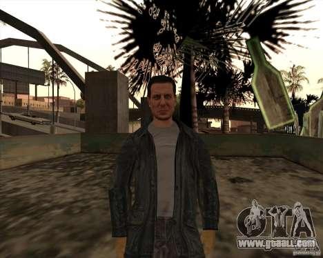 White Grooves for GTA San Andreas third screenshot