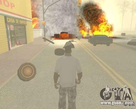 Tornado for GTA San Andreas tenth screenshot