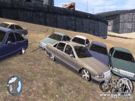 Chevrolet Caprice for GTA 4