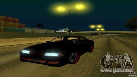 New elegy v1.0 for GTA San Andreas