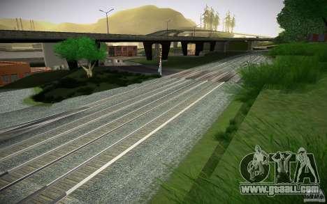 HD Tracks for GTA San Andreas fifth screenshot