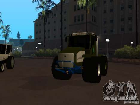 JTA 220 for GTA San Andreas