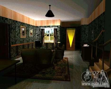 New home CJ v2.0 for GTA San Andreas