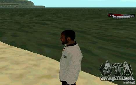 Jamaican HD Skin for GTA San Andreas second screenshot