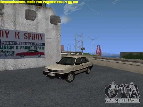 FSO Polonez Atu 1.4 GLI 16v for GTA San Andreas