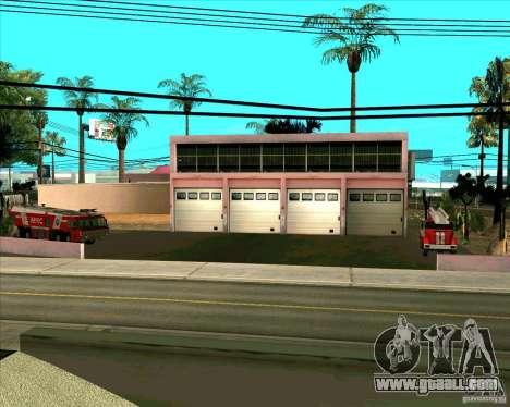 Parked vehicles v2.0 for GTA San Andreas eighth screenshot