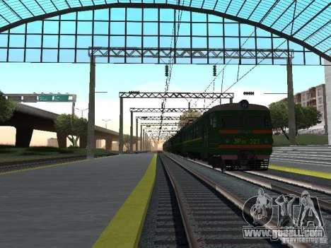 Contact network for GTA San Andreas sixth screenshot