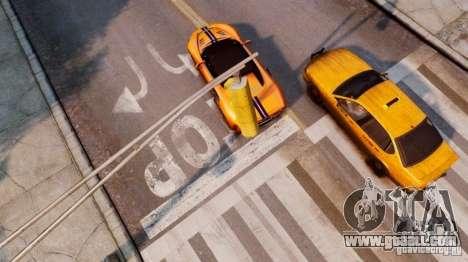 Spyker C8 Aileron Spyder Final for GTA 4 inner view