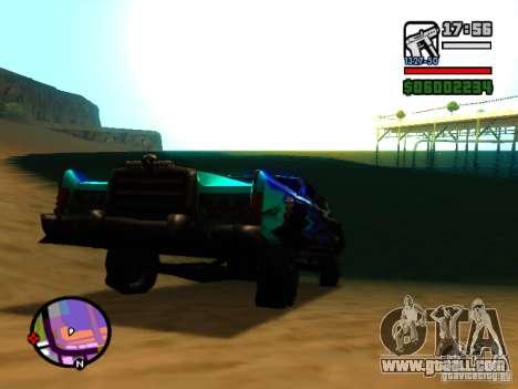 Enbseries for GTA San Andreas third screenshot