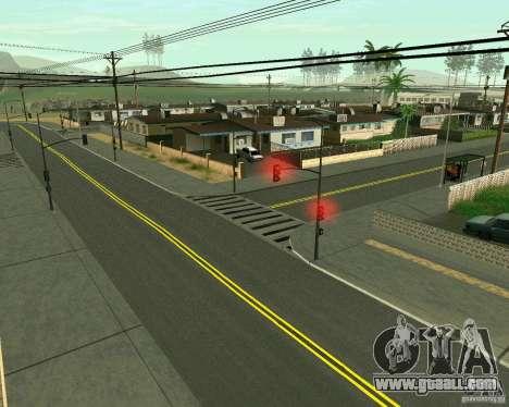 GTA 4 Road Las Venturas for GTA San Andreas twelth screenshot