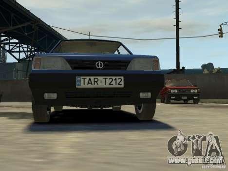 FSO Polonez Caro for GTA 4 upper view