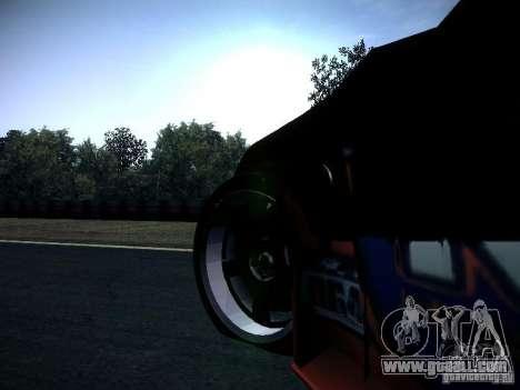 Nissan 370Z Chris Forsberg for GTA San Andreas inner view