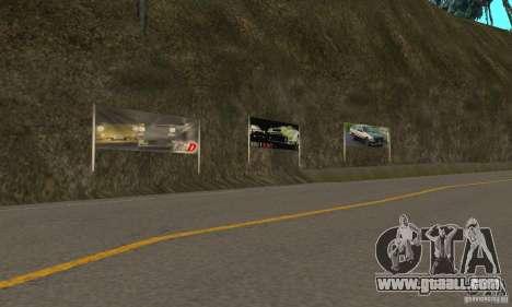 Welcome to AKINA Beta3 for GTA San Andreas third screenshot