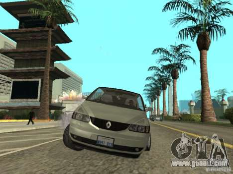 Renault Avantime for GTA San Andreas right view
