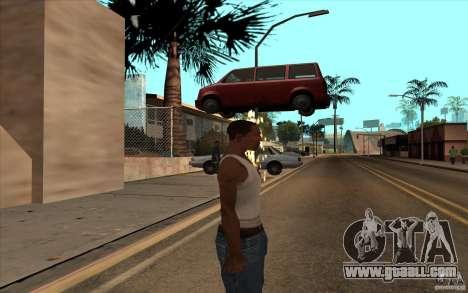 Drawing for GTA San Andreas fifth screenshot