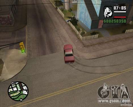 Camera as in GTA Chinatown Wars for GTA San Andreas eighth screenshot