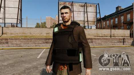 Sam Fisher v7 for GTA 4 forth screenshot