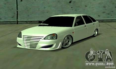 Lada Priora Sport for GTA San Andreas