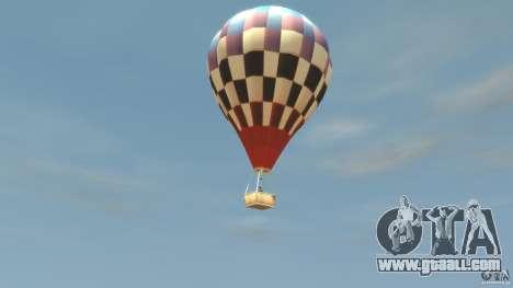 Balloon Tours option 2 for GTA 4 left view