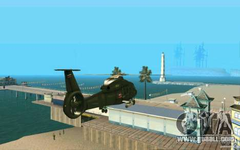 Ka-60 Kasatka for GTA San Andreas right view
