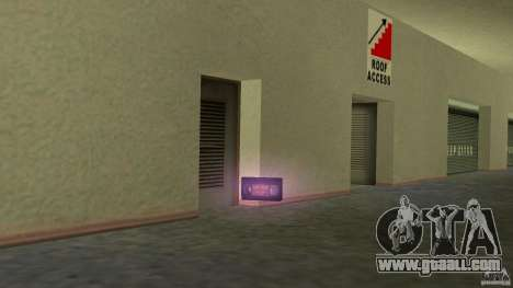 The icons of the Manhunt for GTA Vice City