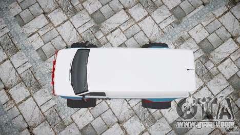 MEGA Speedo v0.9 for GTA 4 right view