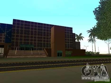 New building in LS for GTA San Andreas third screenshot