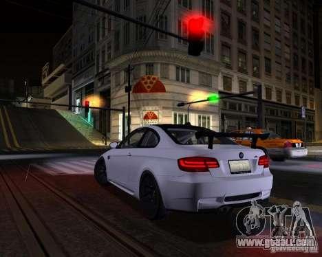 Real World ENBSeries v4.0 for GTA San Andreas ninth screenshot