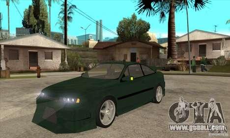 Opel Calibra for GTA San Andreas