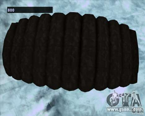 Black Ops Parachute for GTA San Andreas sixth screenshot