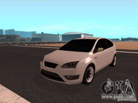Ford Focus II for GTA San Andreas