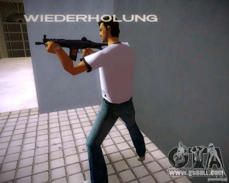 Sig552 for GTA Vice City third screenshot