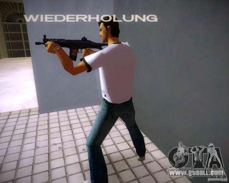 Sig552 for GTA Vice City third screenshot