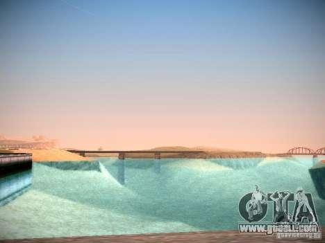 ENBSeries V4 for GTA San Andreas ninth screenshot