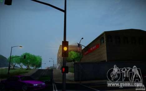Lensflare v1.2 Final for SAMP Fixed Version for GTA San Andreas forth screenshot