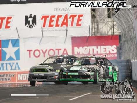 Loading screens Formula Drift for GTA San Andreas second screenshot
